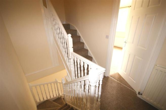 Staircase To Top