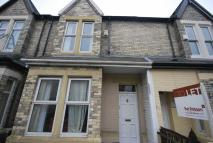 4 bedroom Terraced property to rent in Cardigan Terrace, Heaton...