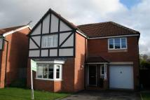 Detached home in Woburn Way, Normanton...