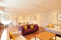 Flat to rent in Belsize Road South...