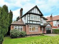 Detached home in The Fairway, Wembley...