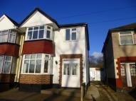 4 bed semi detached property in Bridgewater Road...