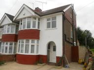1 bed Flat to rent in Rydal Crescent...