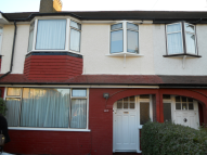 3 bed Terraced home in Empire Road, Greenford...