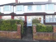 3 bed Terraced house in Conway Crescent...
