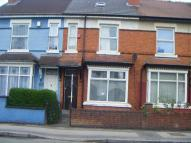 4 bedroom Terraced house to rent in SPRINGFIELD ROAD, MOSELEY