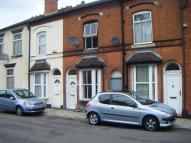3 bed Terraced property to rent in AVON STREET, SPARKHILL