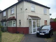 3 bedroom semi detached house to rent in STONEYHURST RD, ERDINGTON