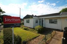 Semi-Detached Bungalow in East Road, Brinsford...