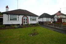 Detached Bungalow for sale in Rawnsley Road...