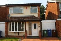 Detached property in Otterburn Close, Cannock