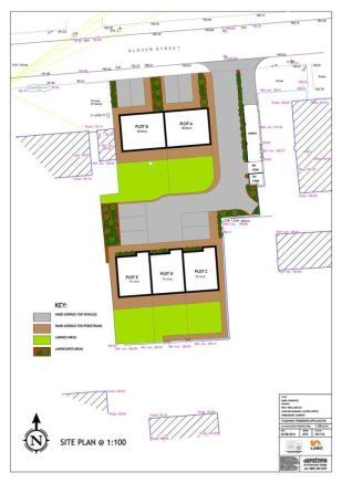 Pre Planning Landsca