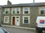 Terraced home in Islwyn Street...