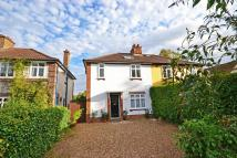 4 bedroom semi detached house in Storeys Way, Cambridge