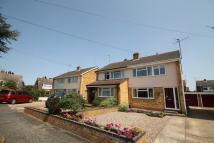 semi detached property in Springfield Road, Sawston