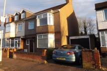 Sheringham Avenue End of Terrace house to rent