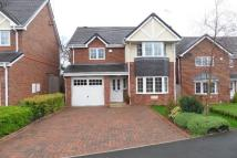 4 bed Detached home in Kemble Close, Wistaston