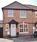 End of Terrace home in Wayside Close, Swindon