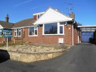 Semi-Detached Bungalow to rent in Riverdale Close, Swindon