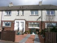 Terraced property in Steel Street, Wishaw, ML2