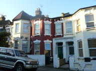 Terraced house in Duckett Road...