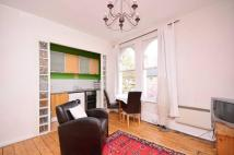 Studio flat in Mount Pleasant Road...