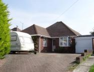 Bungalow in North Lane, Rustington...