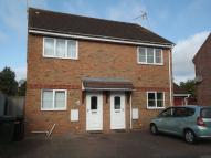 2 bed semi detached property in Mortimer Village