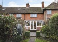 Terraced home for sale in Windmill Road, Mortimer