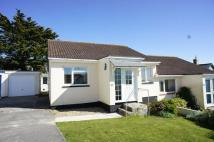 Semi-Detached Bungalow in Poughill