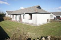 Semi-Detached Bungalow for sale in Kilkhampton