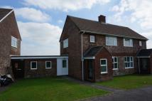 semi detached property for sale in Cleave Crescent, Bude