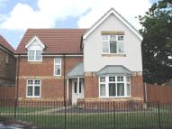 Detached house in Emperor Way, Kingsnorth...