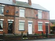 3 bed Terraced house to rent in Station Road, Chapeltown...
