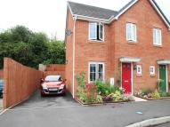 3 bed semi detached house to rent in Clos Ennig , Newport,