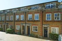 Old Dairy Mews Town House to rent
