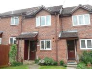 Terraced house in Oswald Close, Fetcham