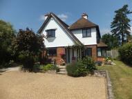 4 bed Detached property in Station Road, Otford...