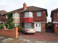 3 bed semi detached house to rent in St Dunstans Avenue...