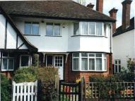 Princes Gardens semi detached property to rent