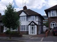 3 bed semi detached house in Brunswick Road, Ealing...