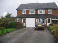 semi detached home to rent in Earlswood Common...