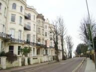 Studio apartment in Denmark Terrace, Brighton