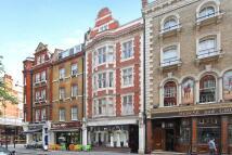 Flat to rent in Great Portland Street...