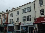 Flat to rent in High Street, Wells
