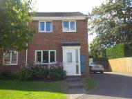 3 bedroom semi detached property in Blagrove Close, Street