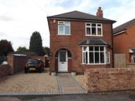3 bed Detached home for sale in Ranmoor Road, Gedling...