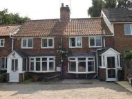 1 bed Terraced property for sale in Church Street, Lambley...