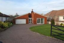 4 bed Detached Bungalow in The Kabers, Bristol Road...
