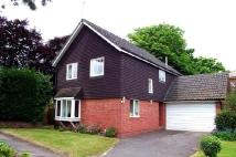 Detached house to rent in Athlone - Claygate